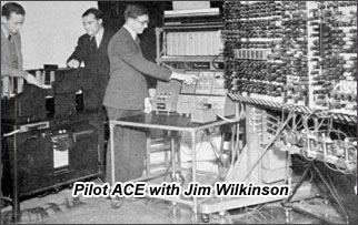 Pilot ACE with Jim Wilkinson